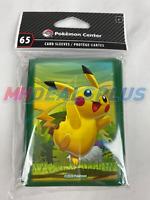 Pokémon TCG: Pikachu Adventure Card Sleeves (65 Sleeves)