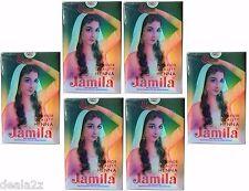 12 x 2015 Jamila Henna Powder Body Art Quality Silver Foil Pack 100g USA SELLER