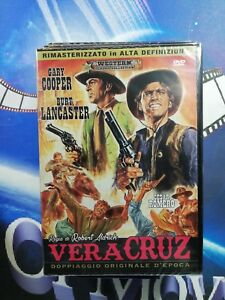 Vera Cruz - (1954) Western *Dvd* A&R Productions ** ......NUOVO
