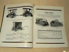 Prospectus Treuil Moteur K SCHLAUDECKER ST INGBERT Motor Tracteur Brochure SARRE