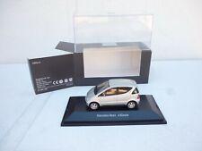 Minichamps Mercedes-Benz A-Klasse  grey silber 1:43 New Dealer box!!