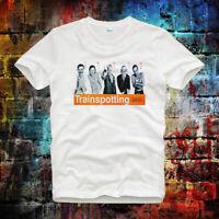 Trainspotting Cult 90s Movie Cool Tee Top Unisex& Ladies T Shirt B294
