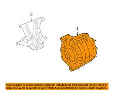 Chevrolet GM OEM 05-13 Corvette-Alternator 25888970