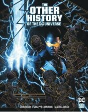 🚨⚡️ OTHER HISTORY OF THE DC UNIVERSE #1 Cover B Variant Jamal Campbell NM