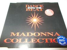 MADONNA COLLECTION - DANCE INTO THE BEAT - OZ CD - VERY CLEAN - TECHNO MEGAMIX