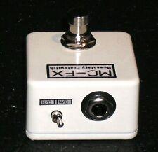 MC-FX Tap Tempo - With Polarity Switch - White