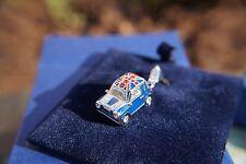 Swarovski Crystal Charm Union Jack Mini 1128432 NIB AUTHENTIC Very Rare