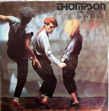 VINILE LP 45 GIRI RPM THOMPSON TWINS LIES ARIST 12 486 GT BRITAIN 1982