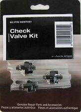 Wagner Spraytech 0297051 or 297051 HVLP Check Valve Kit OEM