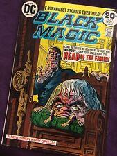 Black Magic   #1  Oct '73 , w sheet & board VG++ condition