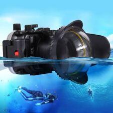 PULUZ 67mm Optical Fisheye Macro Lens Shade Wide Angle Lens Underwater Housings