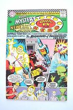 """House Of Mystery 1966 # 157 Fn- Nice Martian Manhunter And Dial """"H"""" For Hero"""