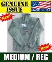 Genuine US Military Polartec thermal pro jacket gen III 3 USMC ARMY ECWCS fleece