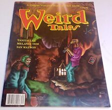 Weird Tales - US Magazine – Summer 1998 – Vol.55 No.1 - #313 - Tanith Lee