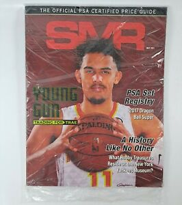 SMR PSA OFFICIAL CERTIFIED PRICE GUIDE JULY 2021 TRAE YOUNG ATLANTA HAWKS Panini