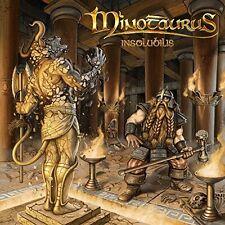Minotauro-insolubilis CD 2016 + Free Sticker Ancient EPIC METAL * NEW *