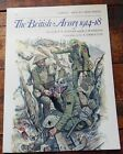 """OSPREY MEN-AT-ARMS """"THE BRITISH ARMY 1914-18"""" #81 BOOK"""