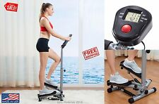 Twist Stepper Workout Machine Exercise Equipment Muscle Fitness Home Gym Health
