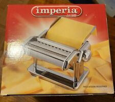De Luxe Imperia Pasta Machine New Never Used L@@K!!!