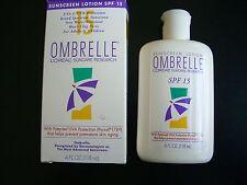 Loreal Ombrelle Sunscreen SPF 15 Papa Free 4 oz Lotion