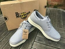Dr. Martens Solaris WV mid grey lace up Soft Wair shoes UK 5 EU 38 BNIB RRP £95
