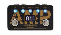 Hotone Binary Amp CDCM Amplifier Simulator Effects Pedal 888506100017
