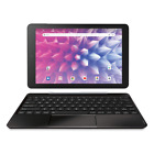 """RCA 10"""" Quad-Core 16 GB Android 8.1 Tablet Detachable Keyboard (1 Year Warranty)"""