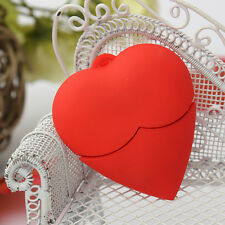 32GB Red Heart Lover Gift USB 2.0 Flash Drive Memory Stick Storage Thumb U Disk