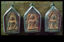 BUDDHA BUDDHIST THAI AMULET PENDANT 14