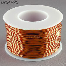 Magnet Wire 20 Gauge AWG Enameled Copper 158 Feet Coil Winding and Crafts 200C