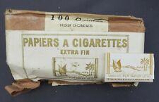 Boite 50 paquet papier cigarette LE NIL rolling paper zigarettenpapier