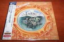 WISHBONE ASH Locked in !!! JAPAN OBI MINI LP
