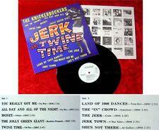 LP Knickerbockers Jerk and Twine Time