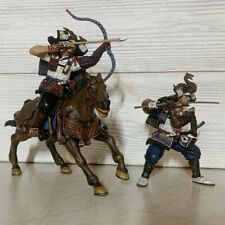 Papo Medieval Era Two Samurai Knight Lot Warrior Figure Figurine schleich bbi