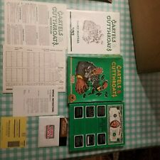 SSI Cartels and Cutthroats in big box for the commodore 64