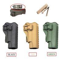 Tactical Vest Right Hand Gun Pistol Molle Holster for 1911 Lights Holster New