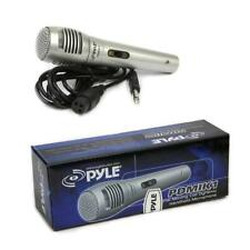 Sound Around Pyle Pro Wired Dynamic Microphone - Professional Moving Coil