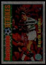 Futera Celtic Fans' Selection 1997-1998 (Chrome) Henrik Larsson #60