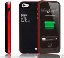 Étuis, housses et coques rouges en plastique rigide iPhone 6 Plus pour téléphone mobile et assistant personnel (PDA)