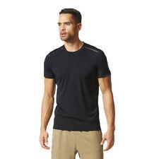 Hauts et maillots de fitness noir adidas pour homme