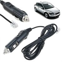 Car Adapter For Escort Passport 8500 X50 Blue Red Radar Auto Power Cord Charger