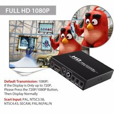 New listing Scart Hdmi to Hdmi Converter Full Hd 1080P Digital High Definition Video Adapter