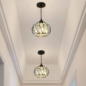 Kitchen Pendant Lighting Crystal Bar Ceiling Light Dining Room Chandelier Lights