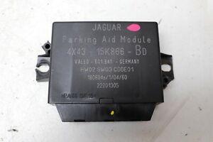 Aston Martin DB9 2005 V12 Parking Aid Module Control Unit 4X43-15K866-BD J136