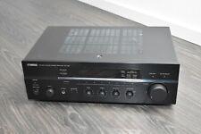 Yamaha RX-497  HiFi Stereo Receiver | schwarz | mit Fernbedienung und Handbuch