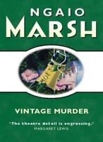 Vintage Murder,Ngaio Marsh- 9780006512554