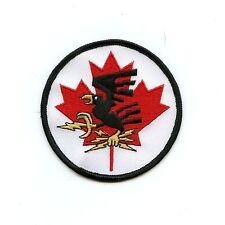 RCAF CAF Canadian 414 Electronic Warfare Colour Squadron Crest Patch