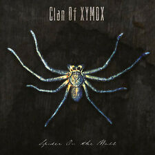 CLAN OF XYMOX Spider On The Wall - CD (2020)