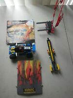 8494 Used Lego Racers Ring of Fire Racing Set with Instructions Complete No Box.