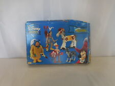 Disney Peter Pan Pirates Heroes Indians + Horse +  Poseable Figures PlaySet  NEW